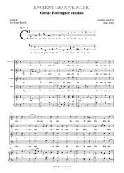 Lotti: Christe Redemptor omnium