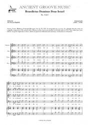 Lotti: Benedictus Dominus Deus No 1 in C