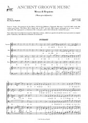 Lotti: Messa di Requiem