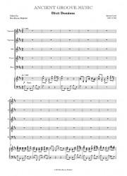 Lotti: Dixit Dominus in A VOCAL SCORE