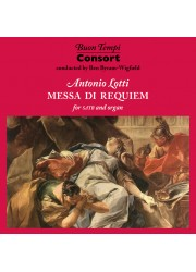 Lotti: Messa di Requiem CD