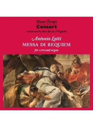 Lotti: Messa di Requiem CD